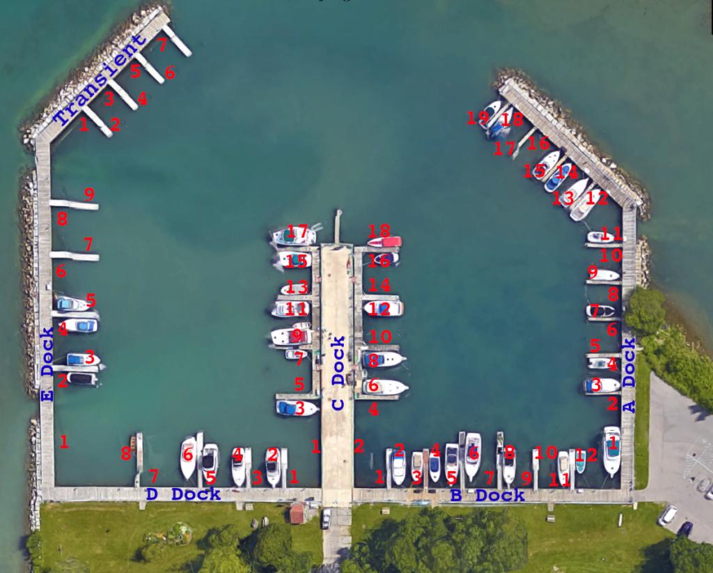2021 Beaver Island Marina